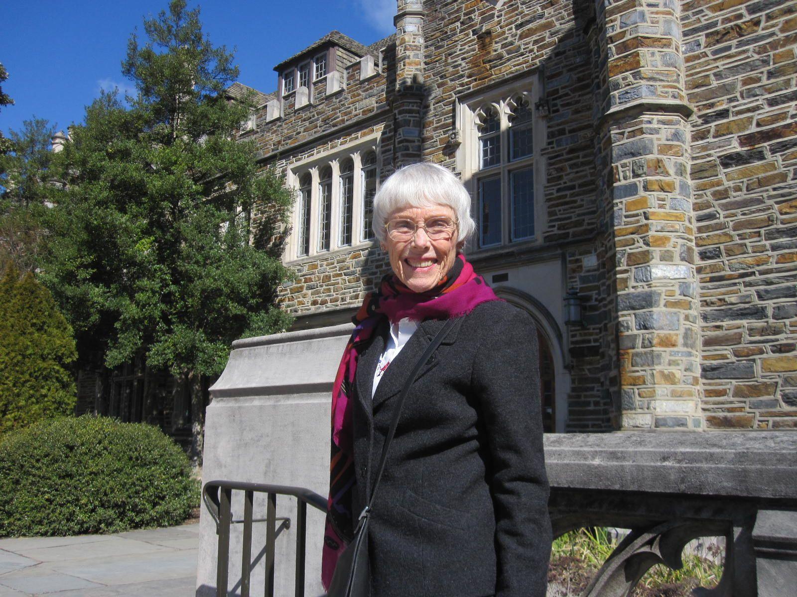 Professor Jill Raitt